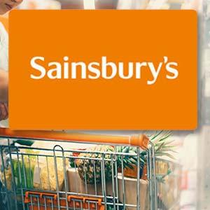 Buy sainsburys vouchers gift cards free pp order up to 10k sainsburys logo personalised presentation card 10 sainsburys gift vouchers negle Choice Image